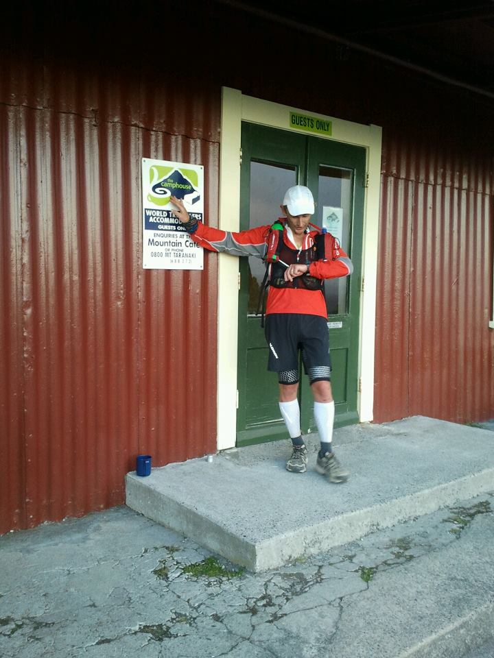 Matt Bixley 4 summits in 13 hrs 39min
